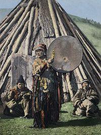 Древняя магия - Алтайский шаман
