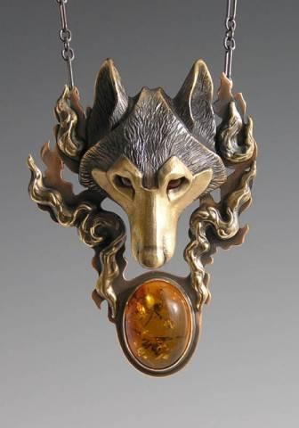 Тотем - волк