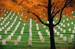 Кладбище и приворот на волосы