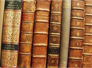 Обложки старинных книг
