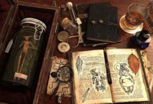 Бутафорские предметы в магии